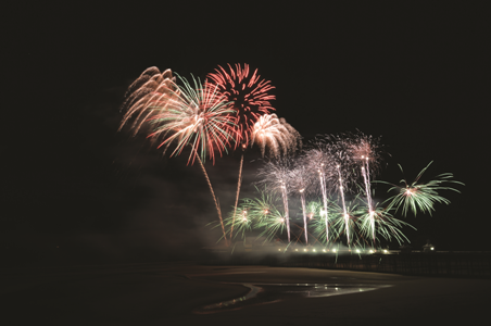 Plan your weekend around Blackpool World Firework Championships