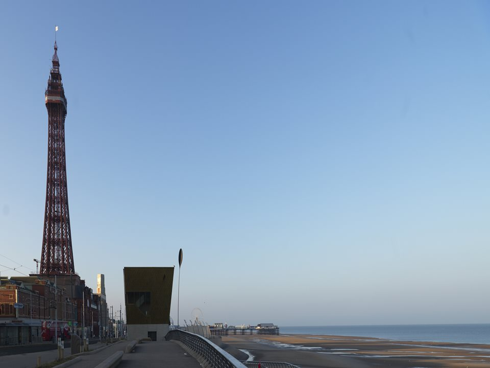 £100m Regeneration of Blackpool Town Centre Confirmed