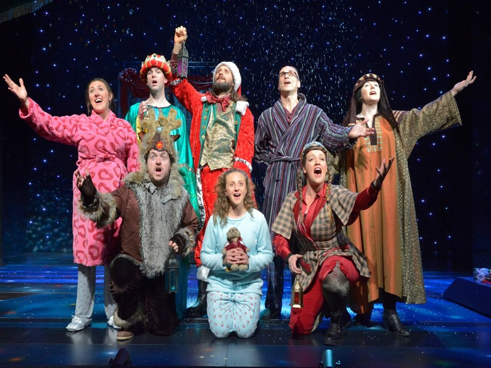 Horrible Histories takes over the  Opera House Blackpool  this Christmas!