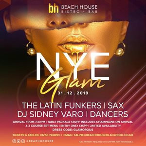 Beach House New Years Eve Party