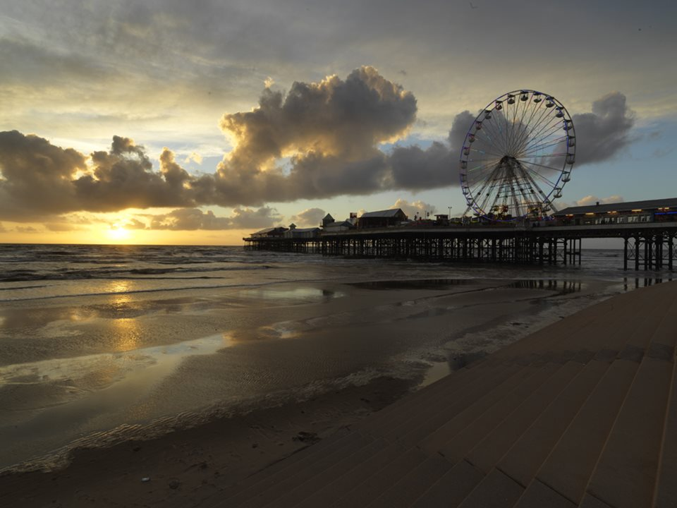 Britons Unite for the Eastercation - and Blackpool is Top of the List!
