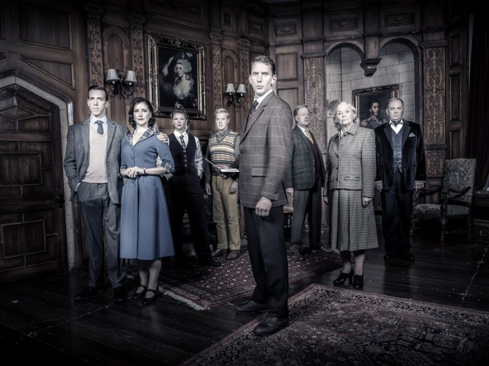 The Mousetrap: A Must-See Classic at the Grand Theatre Blackpool!