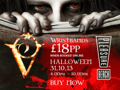 Scream The Night Away At Vampire Pleasure Beach!