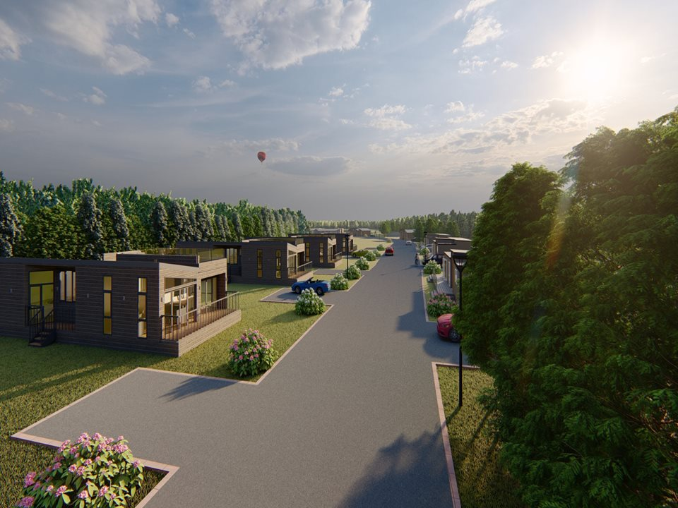 New development at Ribby Hall Village