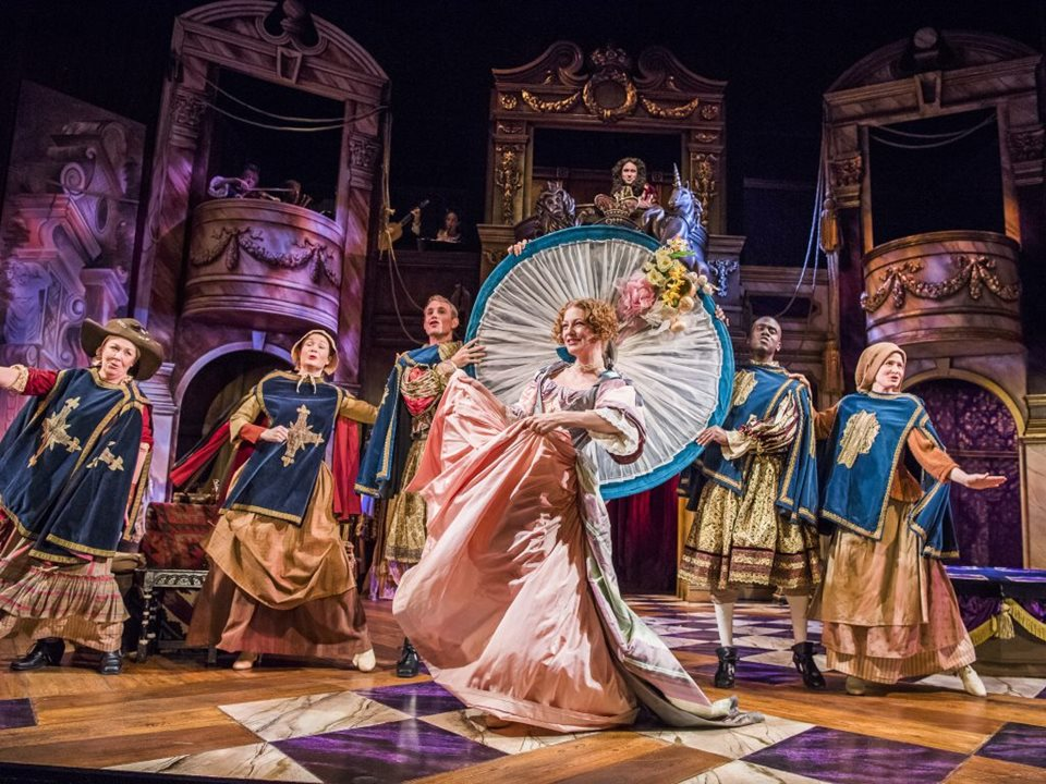 Main image for 'Pretty, witty Nell' Gwynn is a Joy to Watch! article