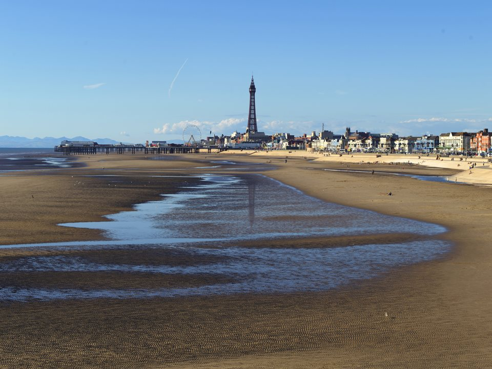 Blackpool's Tourism Season Off to a Flying Start