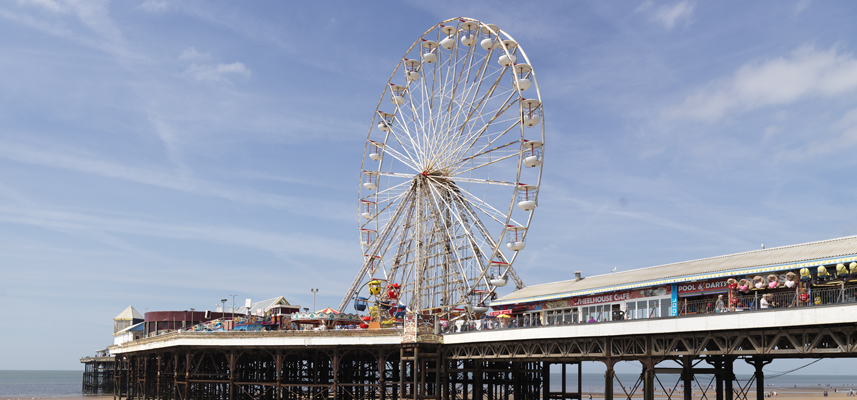 Big Wheel at Central Pier