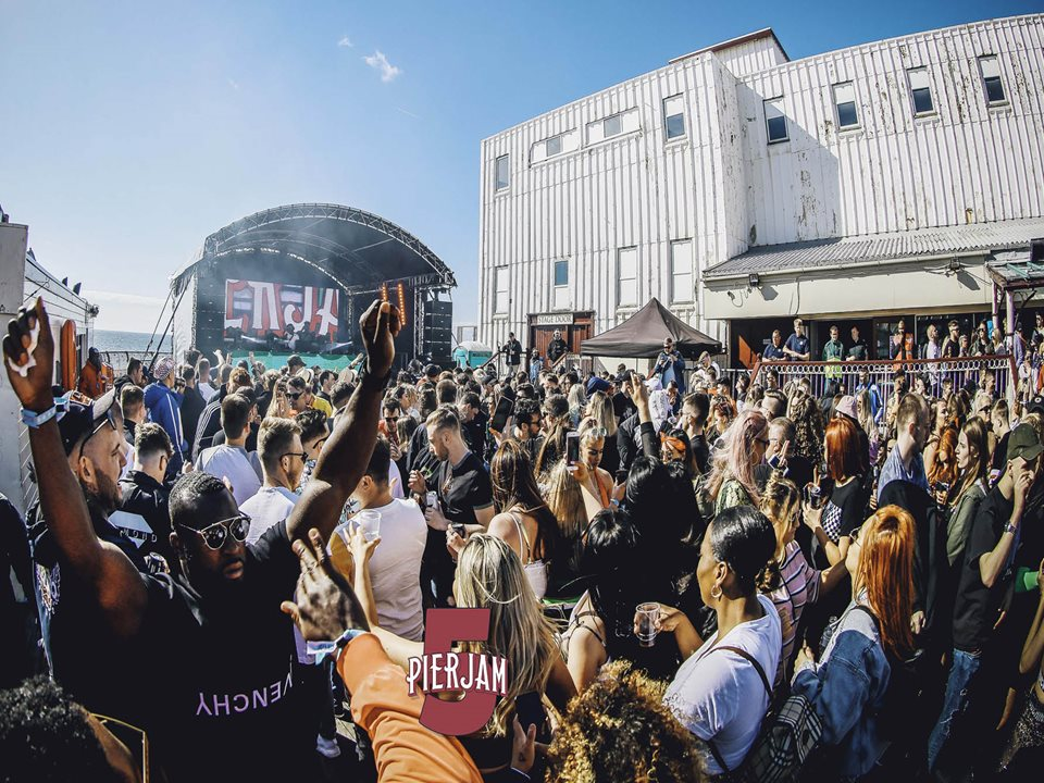 PierJam Blackpool 2019 Closing Party