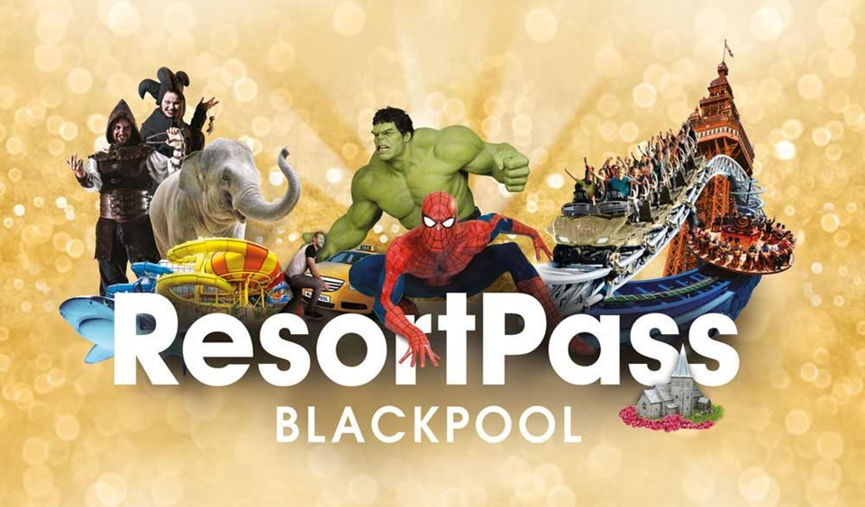 The Blackpool Resort Pass is back for 2020!