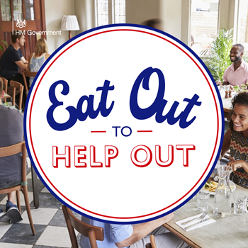 Eat Out to Help Out Artwork