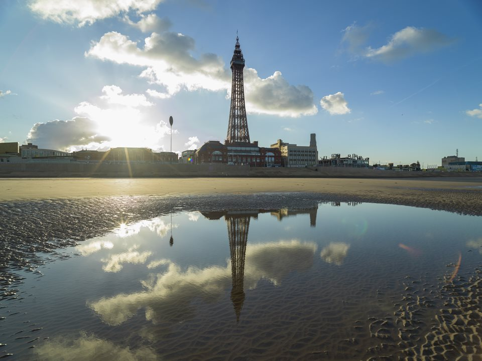 Blackpool Heads to the British Tourism & Travel Show