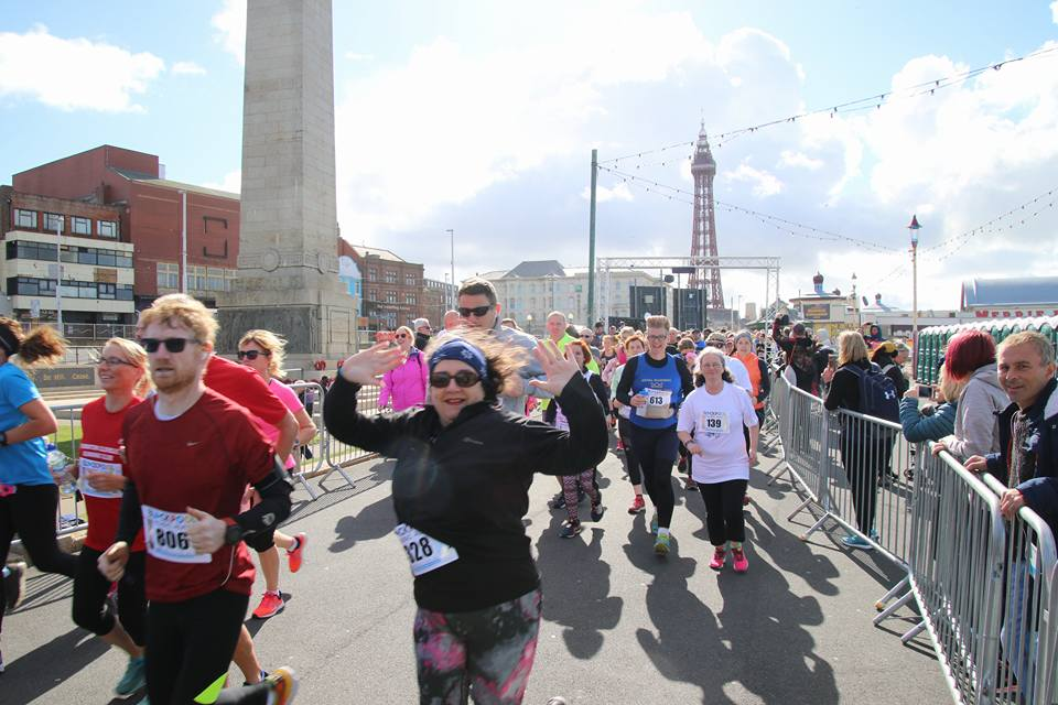 Blackpool Music Run returns this year.