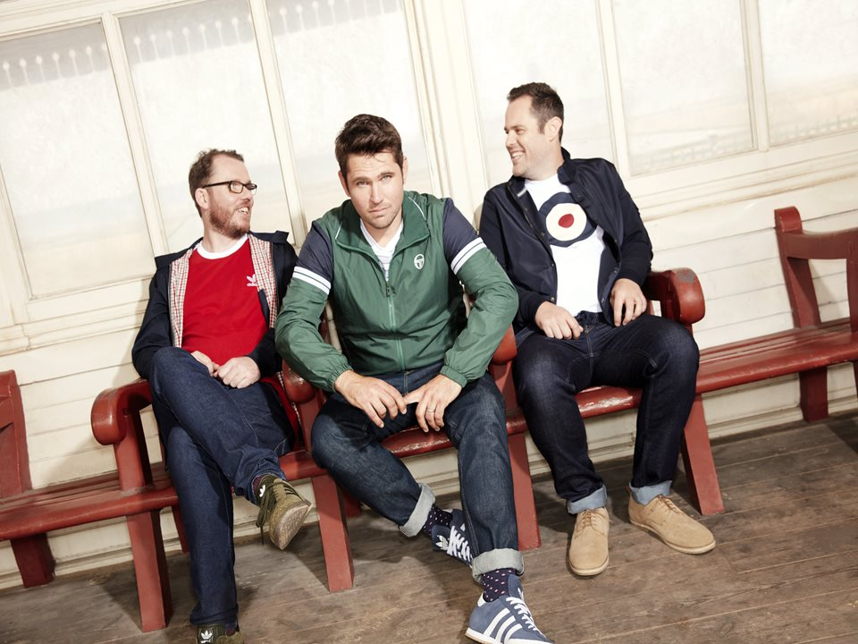Scouting For Girls join SLIMEFEST Line-Up