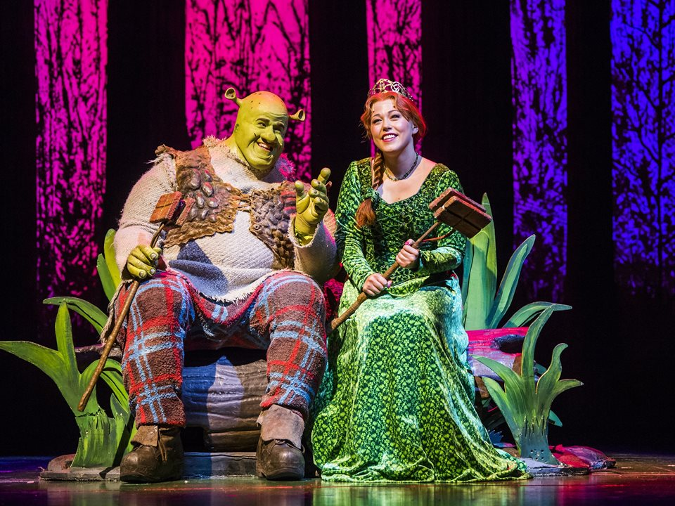 Shrek the Musical: Now We're Believers!