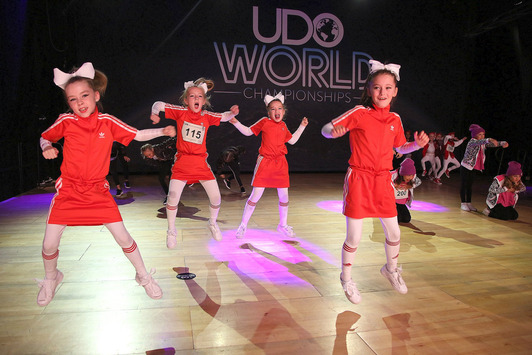 UDO WORLD CHAMPIONSHIPS RETURN TO BLACKPOOL FOR BIGGEST COMPETITION YET