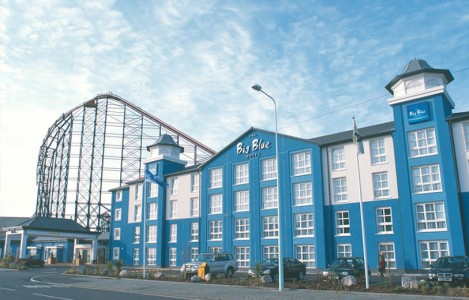 BIG BLUE HOTEL NAMED ONE OF THE BEST IN THE UK FOR FAMILIES!