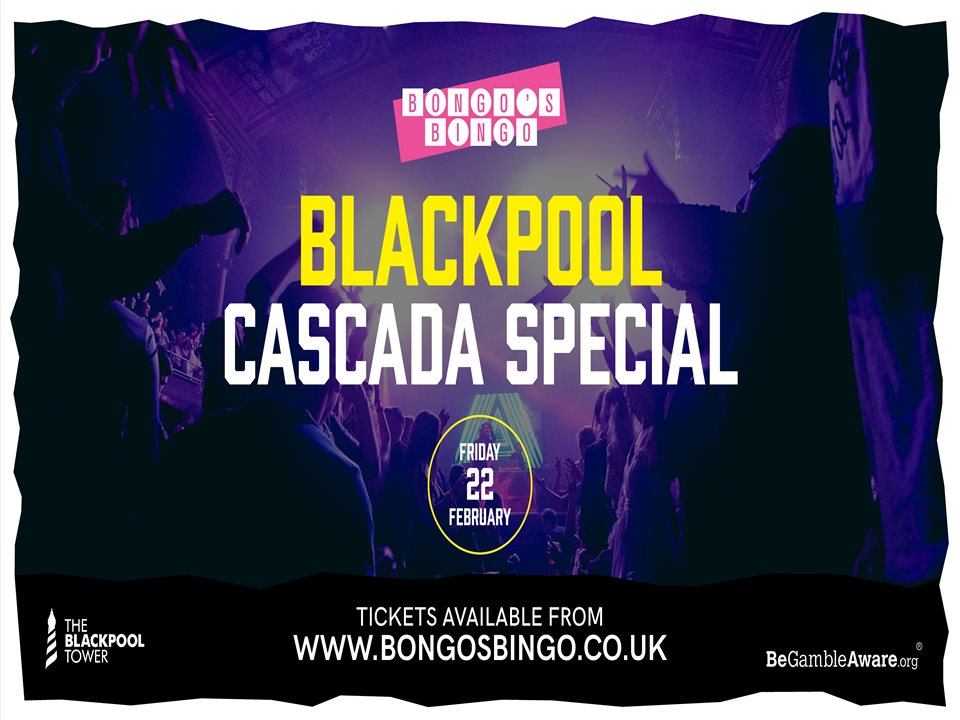 Latest News - Bongo Bingo back in Blackpool for 2019 | Visit