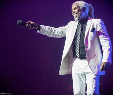 Billy Ocean returns to Blackpool Opera House
