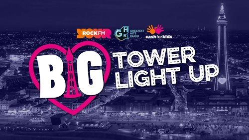 Rock FM Big Tower Light Up 2020