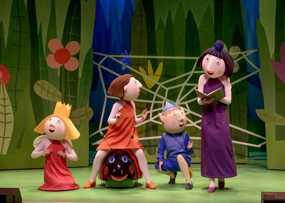 The Most Magical Time at Ben and Holly's Little Kingdom!