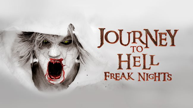 Journey to Hell Freak Nights