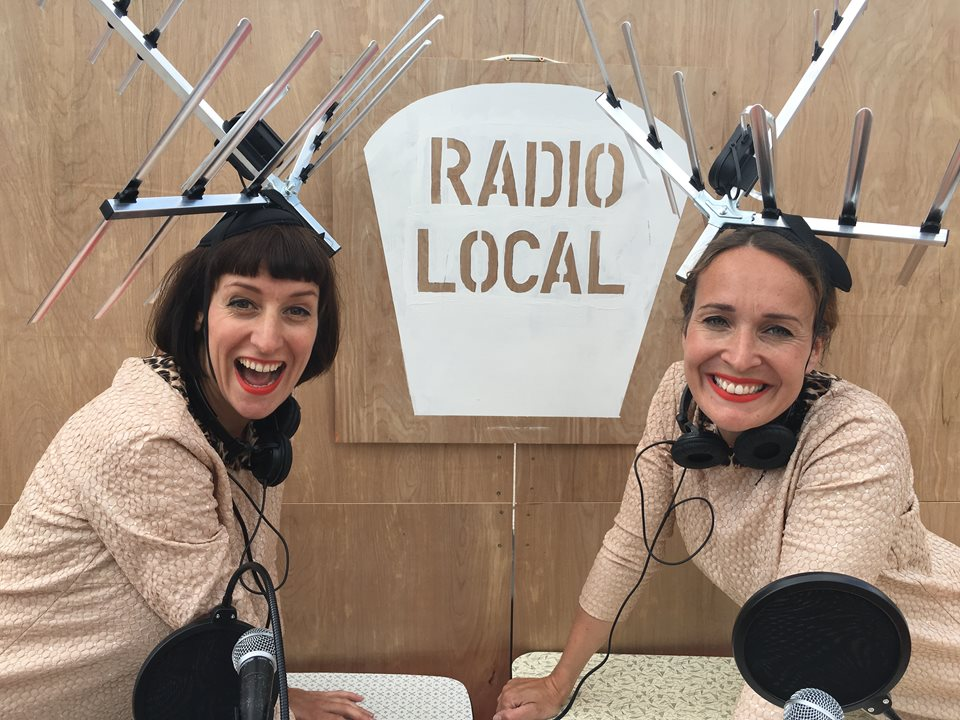 Radio Local LIVE from SpareParts at Tram Sunday