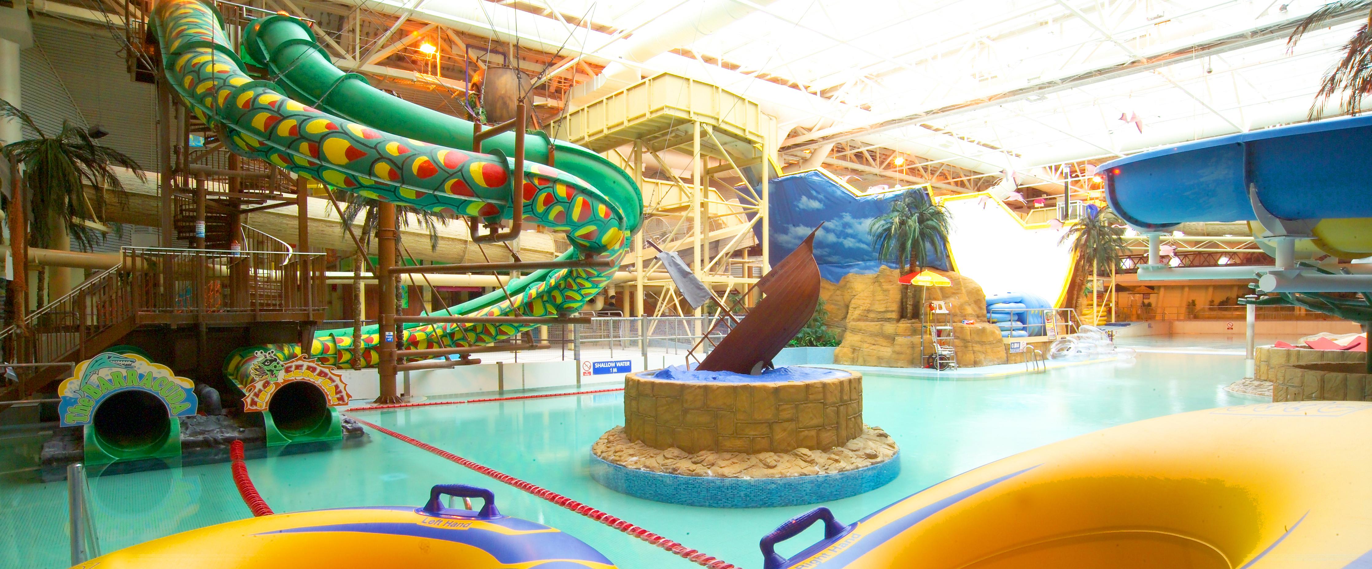Sandcastle Waterpark Blackpool Has It All Visit Blackpool