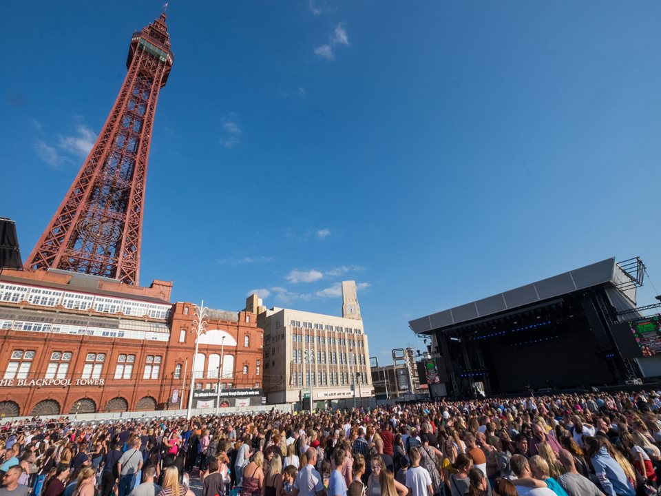 New streamlined ticketing service for Blackpool Illuminations Switch-On