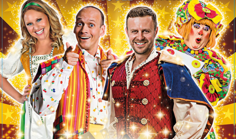 Main image for Panto is cancelled! OH NO IT'S NOT! article