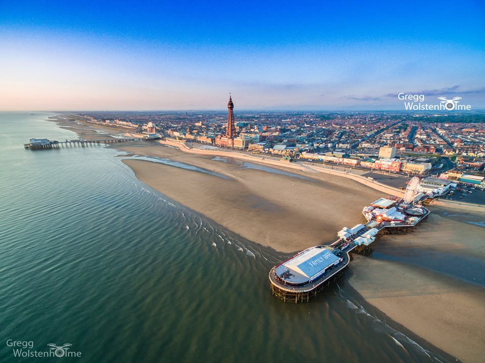 Blackpool Named in Top 5 of the Best UK Seaside Destinations for Families!
