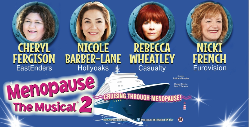 Menopause The Musical sequel comes to the Grand Theatre