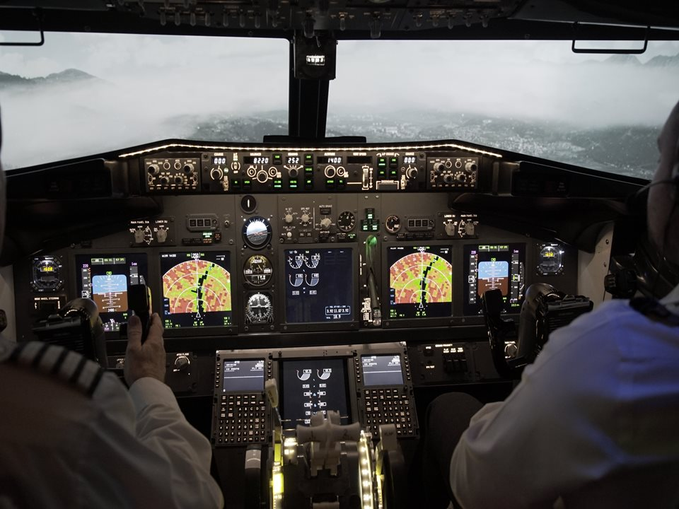 737 Flight Simulator Coming Soon to Blackpool Airport!