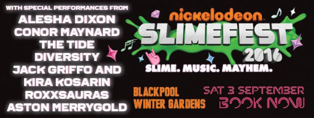Join us for UK SLIMEFEST 2016