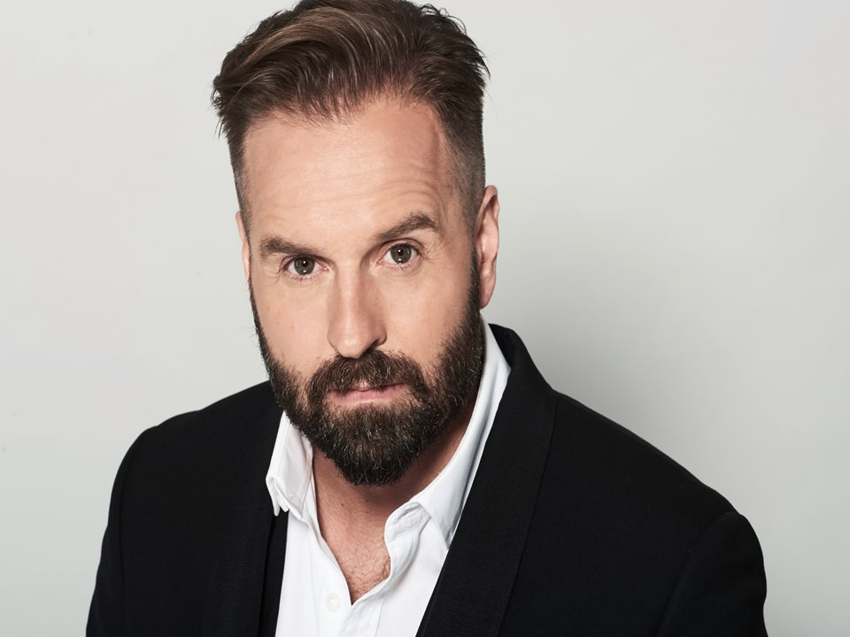 Main image for Alfie Boe to Switch-On Blackpool Illuminations 2018! article